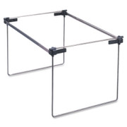 Smead 64869 Gray Hanging Folder Frames