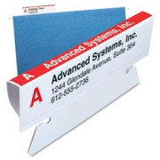 Smead 64910 Viewables Labeling System for Hanging Folders
