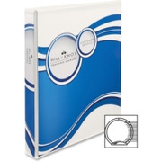 Avery Blue Circle Cover Designer View Binder - 1