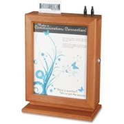 Safco Customizable Suggestion Box - 1