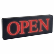 Headline Lighted Open Sign