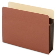 Globe-Weis Extra Wide Accordion File Pocket