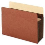 Globe-Weis Extra Wide Accordion File Pocket - 1