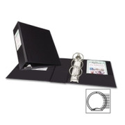 Avery Round Ring Binder With Label Holder - 1