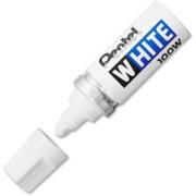 Pentel Felt Tip White Marker