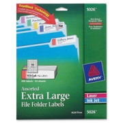 Avery Extra Large Filing Label