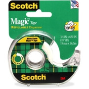 Scotch Magic Tape with Handheld Dispenser - 2