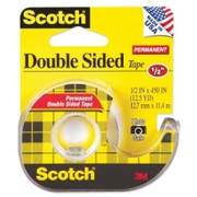 Scotch Double Sided Tape With Dispenser