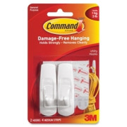 Command Medium Reusable Adhesive Strip Hook