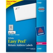 Avery Easy Peel Return Address Label - 2