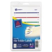 Avery Removable Laser/Inkjet Filing Labels - 1