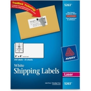 Avery Easy Peel Address Label - 10