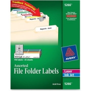 Avery Filing Label - 3