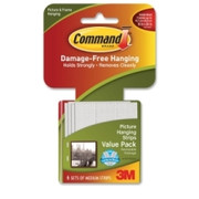 Command Medium Picture Hanging Strip