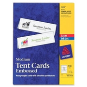 Avery Tent Card - 3