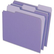 Pendaflex Two-Tone Color File Folder - 3