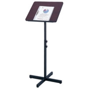 Safco Adjustable Speaker Podiums