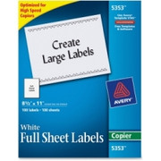 Avery Copier Mailing Label - 1