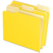 Pendaflex Two-Tone Color File Folder - 7