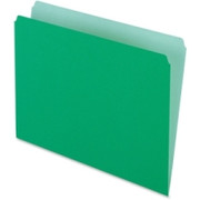 Pendaflex Two-Tone Color File Folder - 8