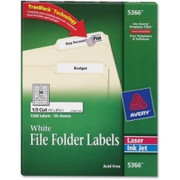 Avery Filing Label - 4