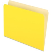 Pendaflex Two-Tone Color File Folder - 10