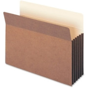 Smead 73274 Redrope File Pockets with Tyvek-Lined Gusset
