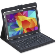 "Compucessory Keyboard/Cover Case (Folio) for 10.1"" iPad Air, Tablet - Black"