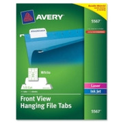 Avery Printable Hanging File Tab