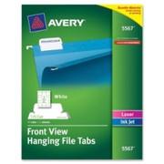 Avery Printable Hanging File Tab