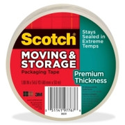 Scotch 3.1mil Moving Storage Tape