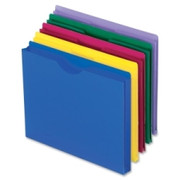 Pendaflex Translucent Poly File Jackets