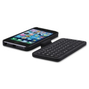 Compucessory iPhone5 Bluetooth Keyboard, 59-Key, Black
