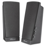 Compucessory Speaker System - 1 W RMS - Black