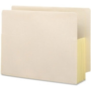 Smead 75164 Manila End Tab File Pockets with Reinforced Tab