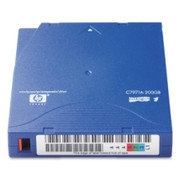 HP LTO Ultrium 1 Tape Cartridge