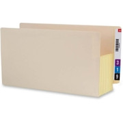 Smead 75174 Manila End Tab File Pockets with Reinforced Tab