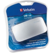 Verbatim USB 3.0 Flash Card Reader