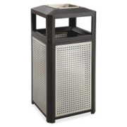 Safco EVOS Series Waste Receptacle - 1