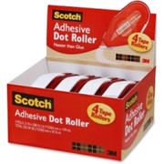 Scotch Adhesive Dot Roller - 1