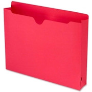 Smead 75569 Red Colored File Jackets
