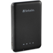 Verbatim MediaShare Wireless Portable Streaming Device