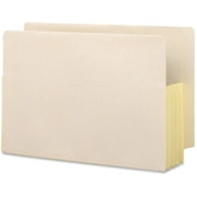 Smead 76164 Manila End Tab File Pockets with Reinforced Tab