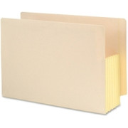 Smead 76174 Manila End Tab File Pockets with Reinforced Tab