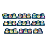 Carson-Dellosa Animal Theme Bulletin Board Set