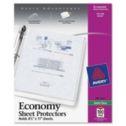 Avery Economy Weight Sheet Protector - 1
