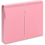 Smead 77299 Dark Pink Expanding File Wallet