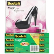 Scotch Magic Tape - 4