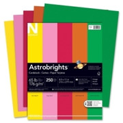 Astro Astrobrights Printable Multipurpose Card