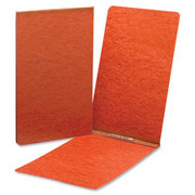 Smead 81724 Red PressGuard Report Covers with Fastener